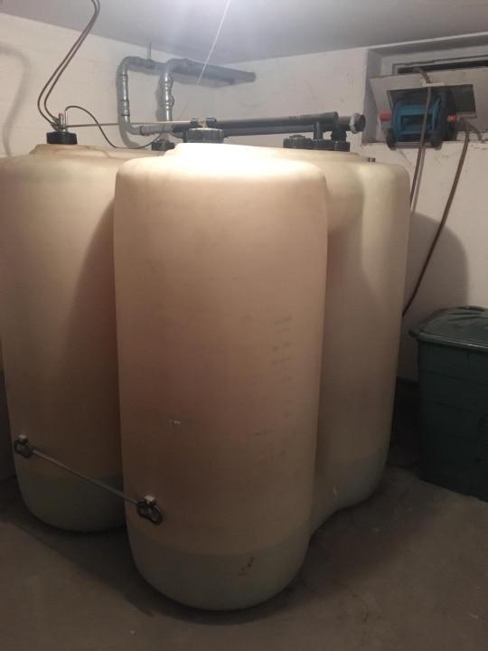 Öltankentsorgung Kunststoff